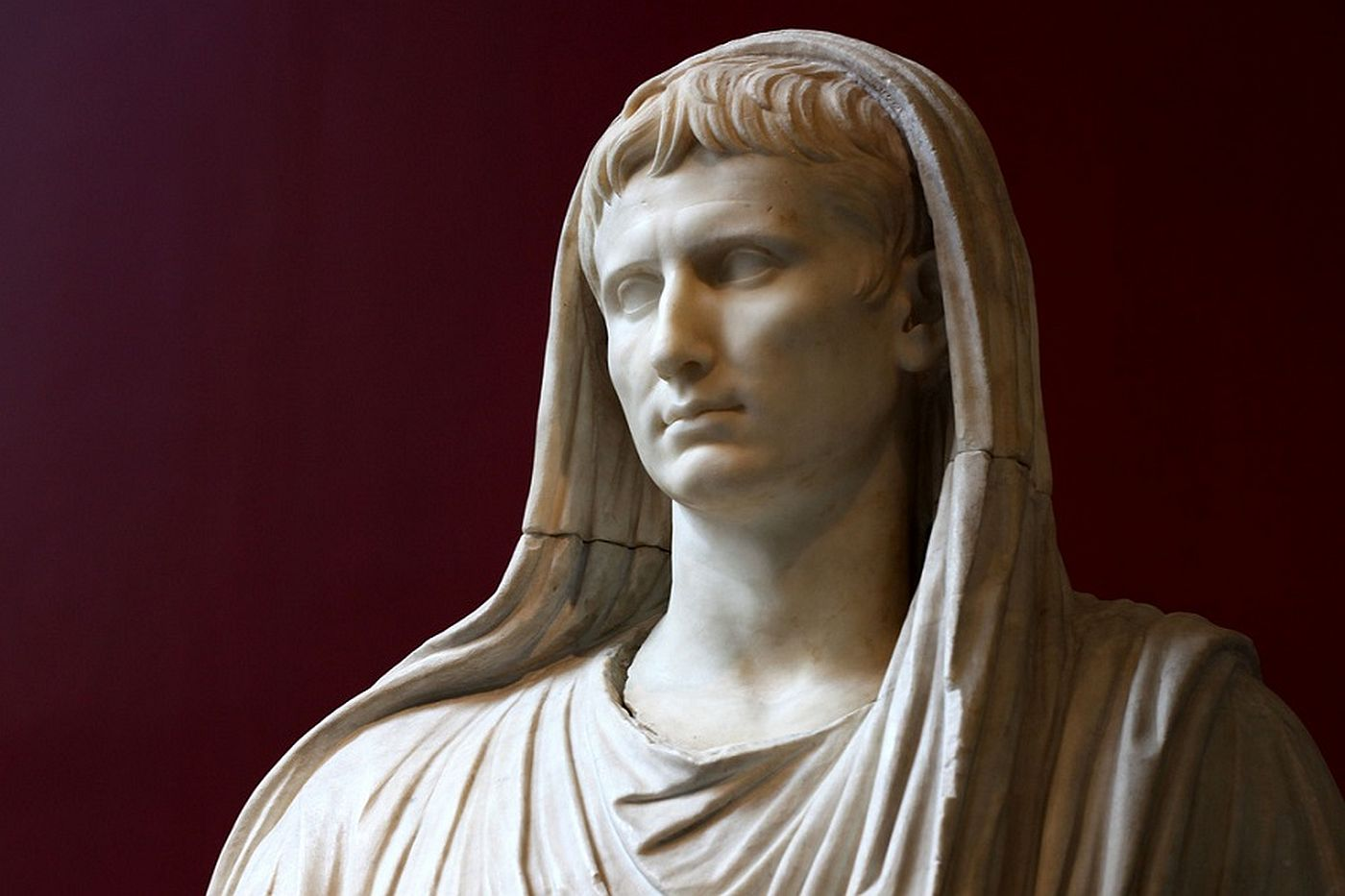 Augustus as Pontifex Maximus