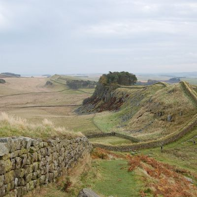 Fragment of Hadrian's Wall