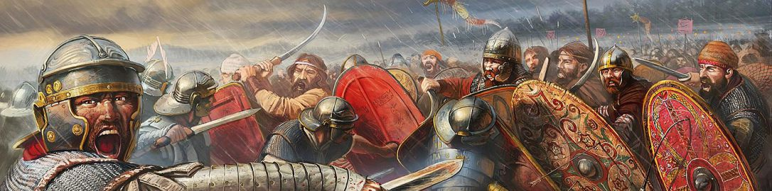 Rzymianie w bitwie z Dakami