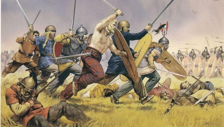 Wojownicy Galatów