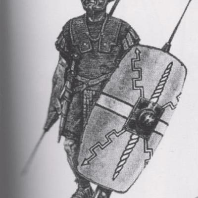 Legionista rzymski w okresie po reformach Mariusza