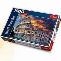 Koloseum, Rzym (puzzle - 1500 elem.)