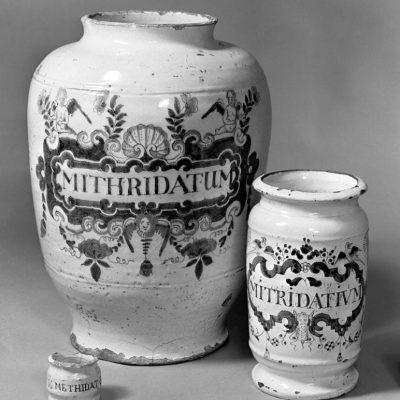 Trzy słoje Mithridatum