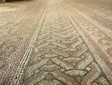 Mozaika w Konstancy