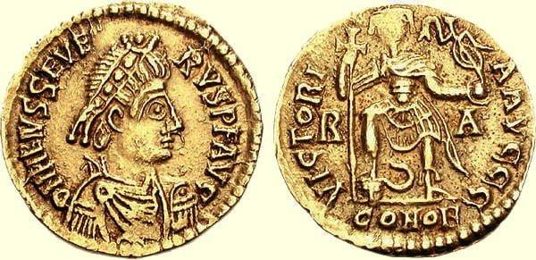 Moneta Libiusza Sewera
