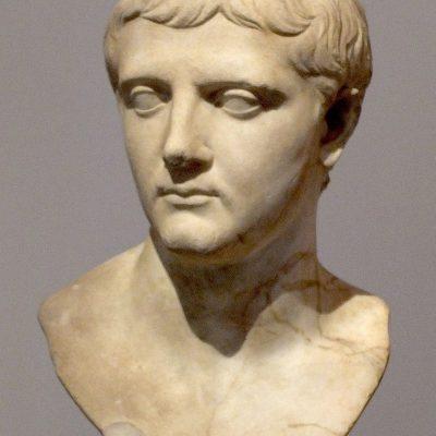 Popiersie Druzusa Starszego w Muzeach Kapitolińskich w Rzymie