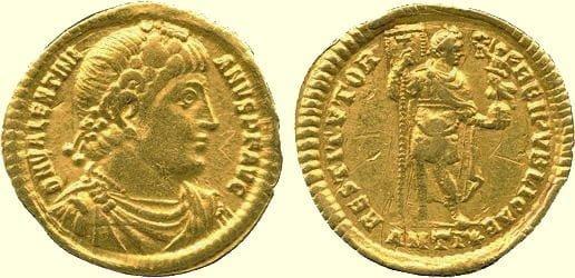 Moneta Walentyniana I