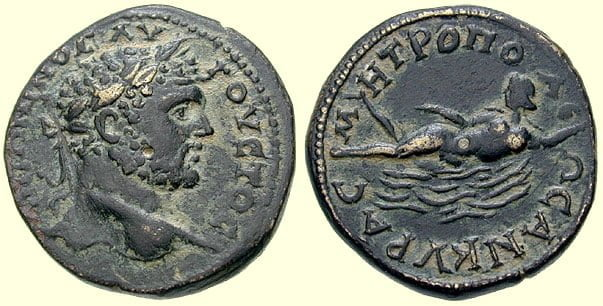 Caracalla's coin