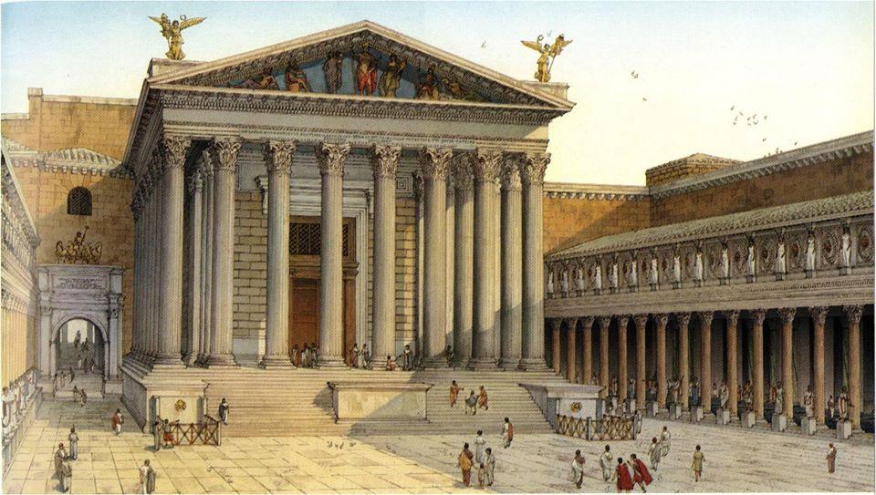 Forum Augusta - wizualizacja