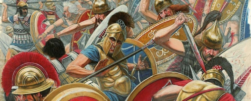 Bitwa nad Alią