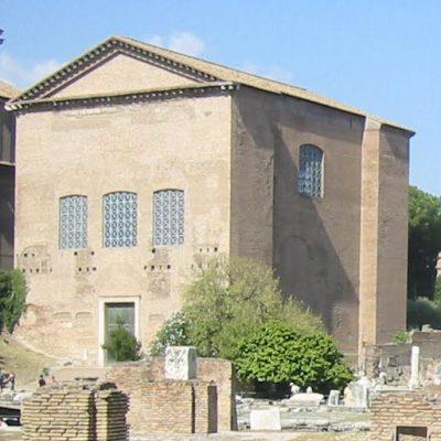 Curia Iulia na Forum Romanum