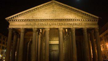Budowle rzymskie