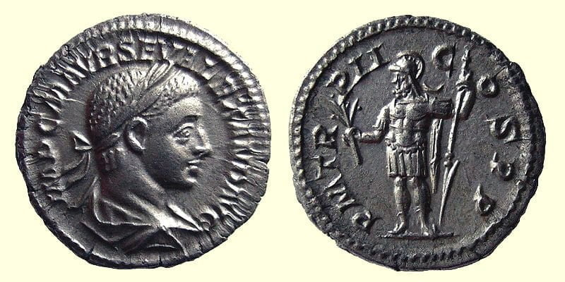 Moneta Aleksandra Sewera