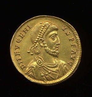 Emperor Flavius Eugenius