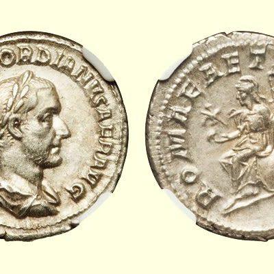 Coin of Gordian I
