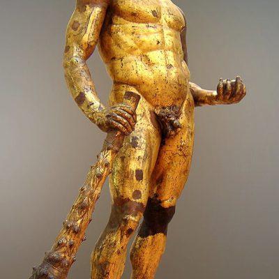 Posąg Herkules