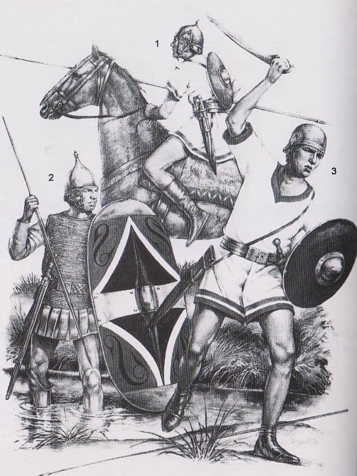 Najemnicy hiszpańscy w służbie Kartaginy