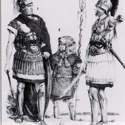 Oficerowie rzymscy