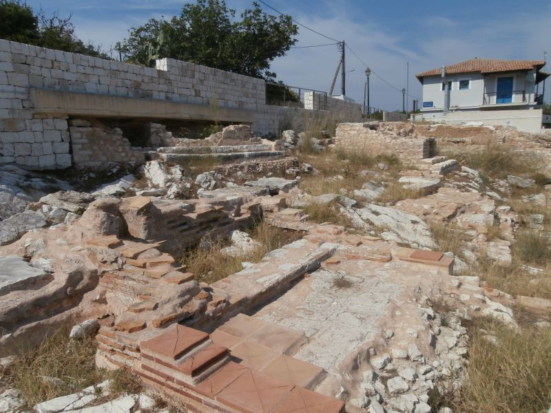 Rzymskie cmentarzysko w Fiskardo