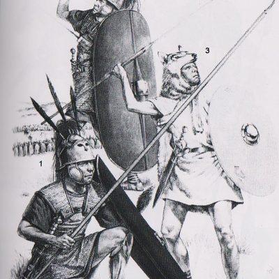 Rzymscy piechurzy