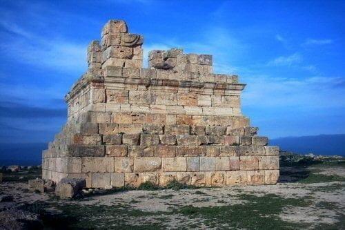 Grobowiec Masynissy w Algierii
