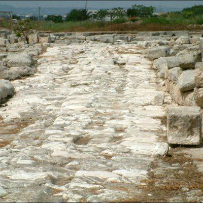 Fragment via Traiana near Egnatia