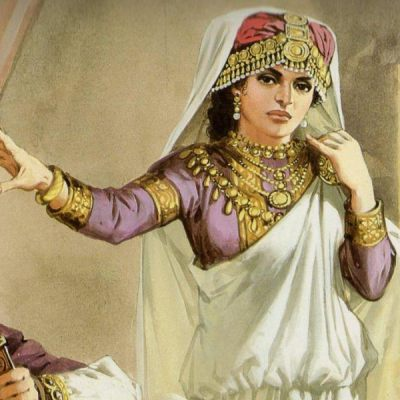 Zenobia, author of the painting unknown