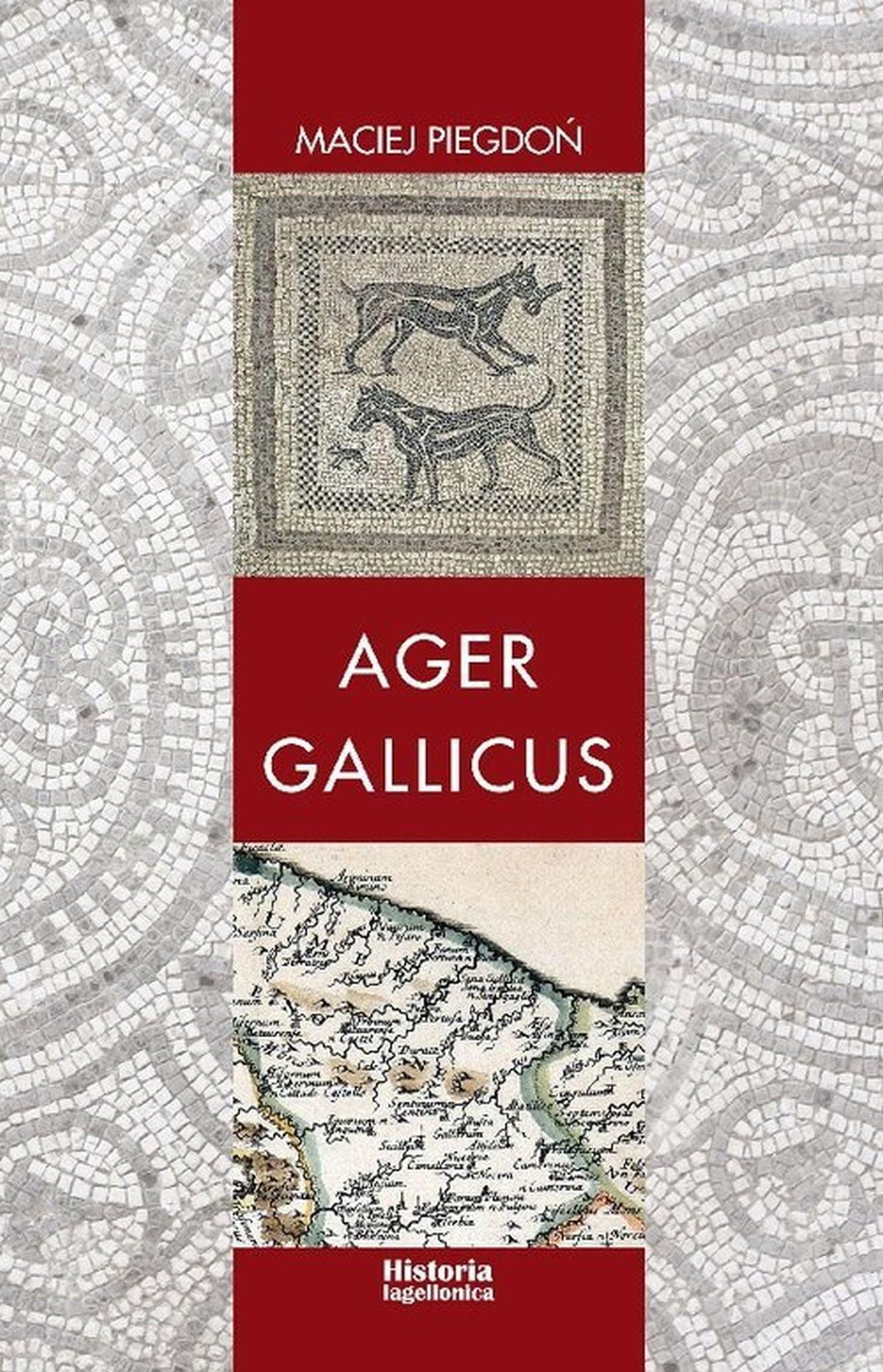 Ager Gallicus. Polityka Republiki Rzymskiej wobec dawnych ziem senońskich nad Adriatykiem w III-I w. p.n.e.