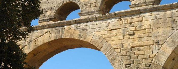 Rzymski akwedukt