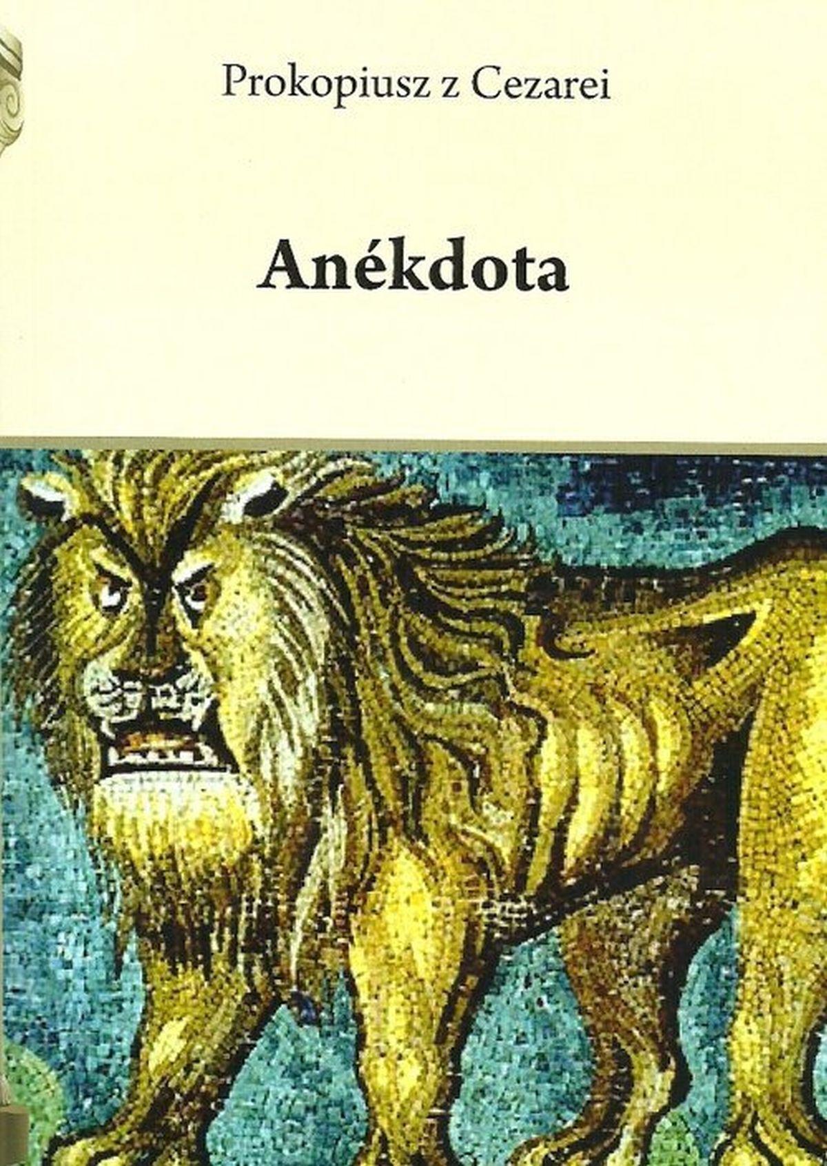 Prokopiusz z Cezarei, Anekdota