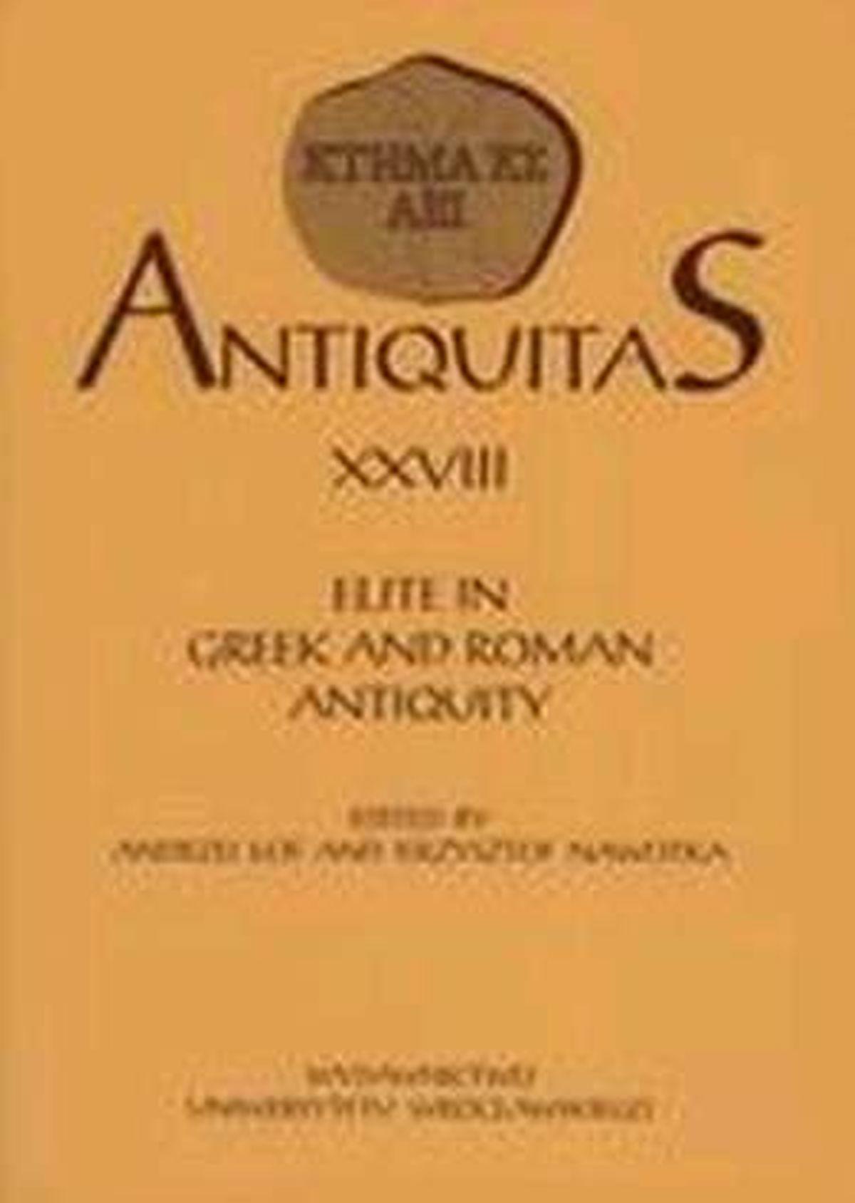 Antiquitas XXVIII