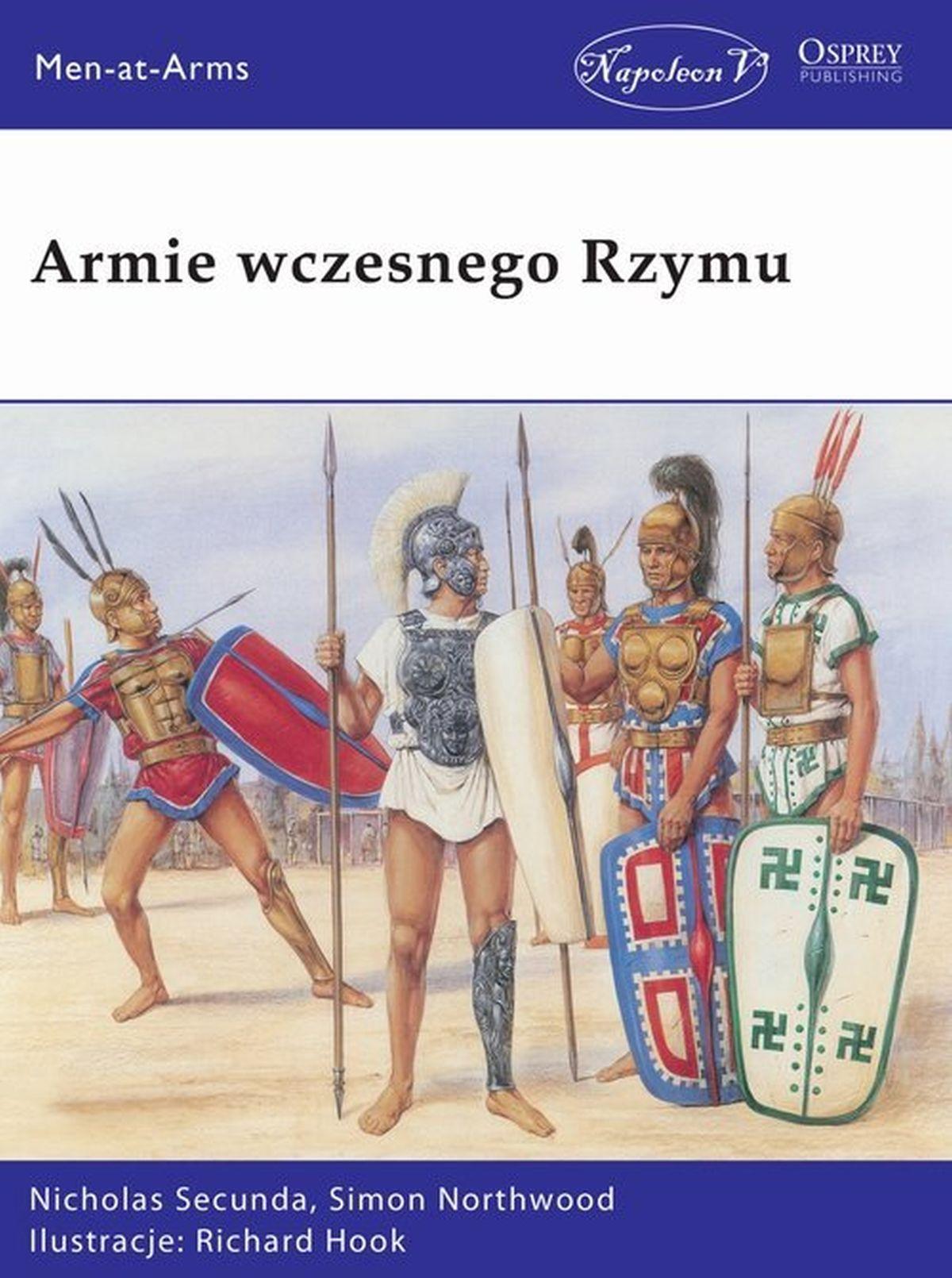 Nicholas Secunda, Simon Northwood, Armie wczesnego Rzymu