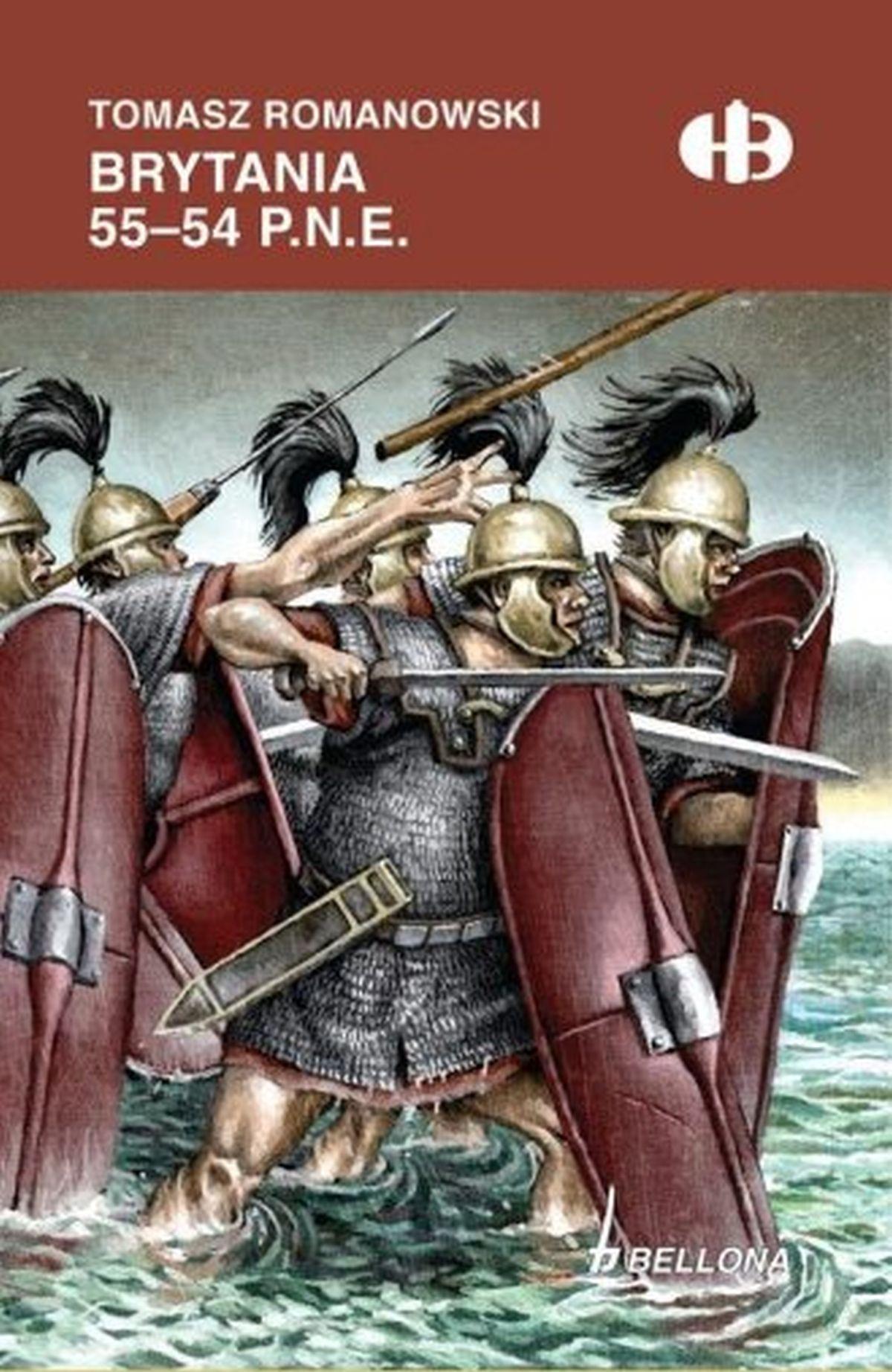 Brytania 55-54 p.n.e.