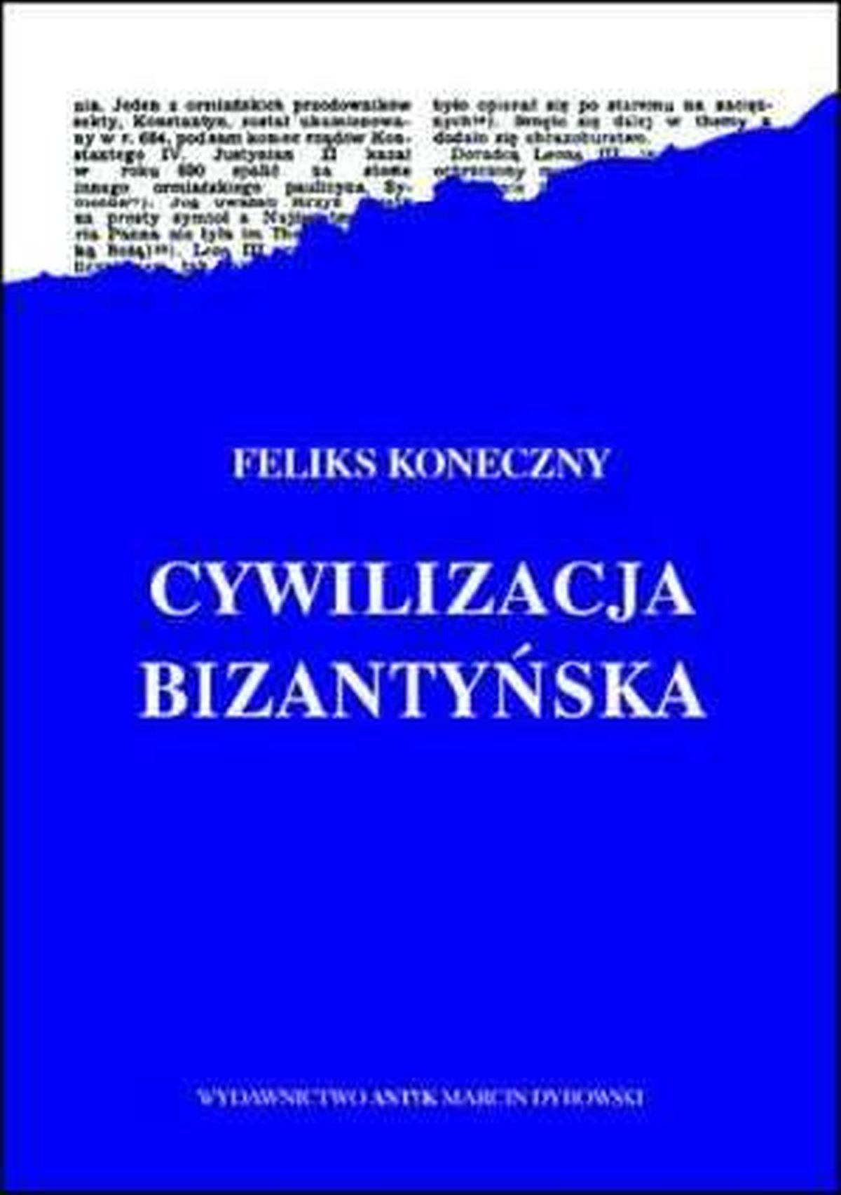 Cywilizacja bizantyńska