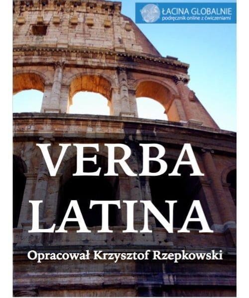 Krzysztof Rzepkowski, Verba Latina. 400 najważniejszych czasowników łacińskich EPUB | PDF