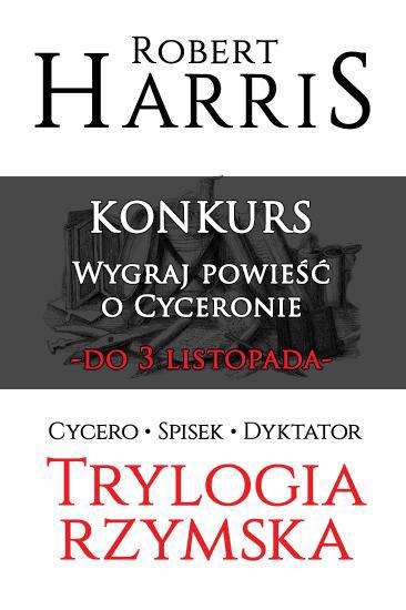 Konkurs: Trylogia rzymska