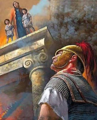 Zniszczenie Kartaginy,  Radu Oltean