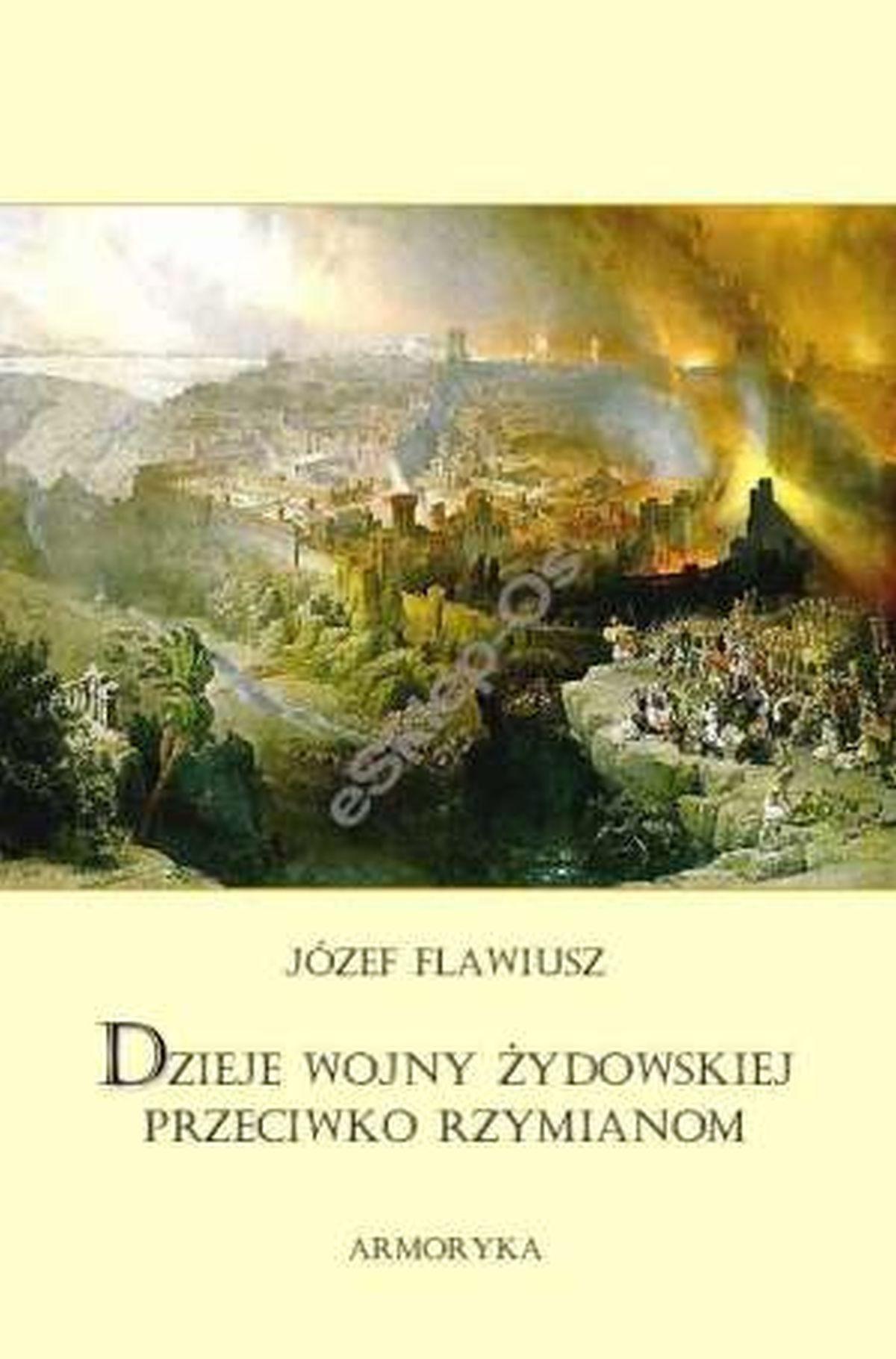 Dzieje wojny żydowskiej przeciw Rzymianom