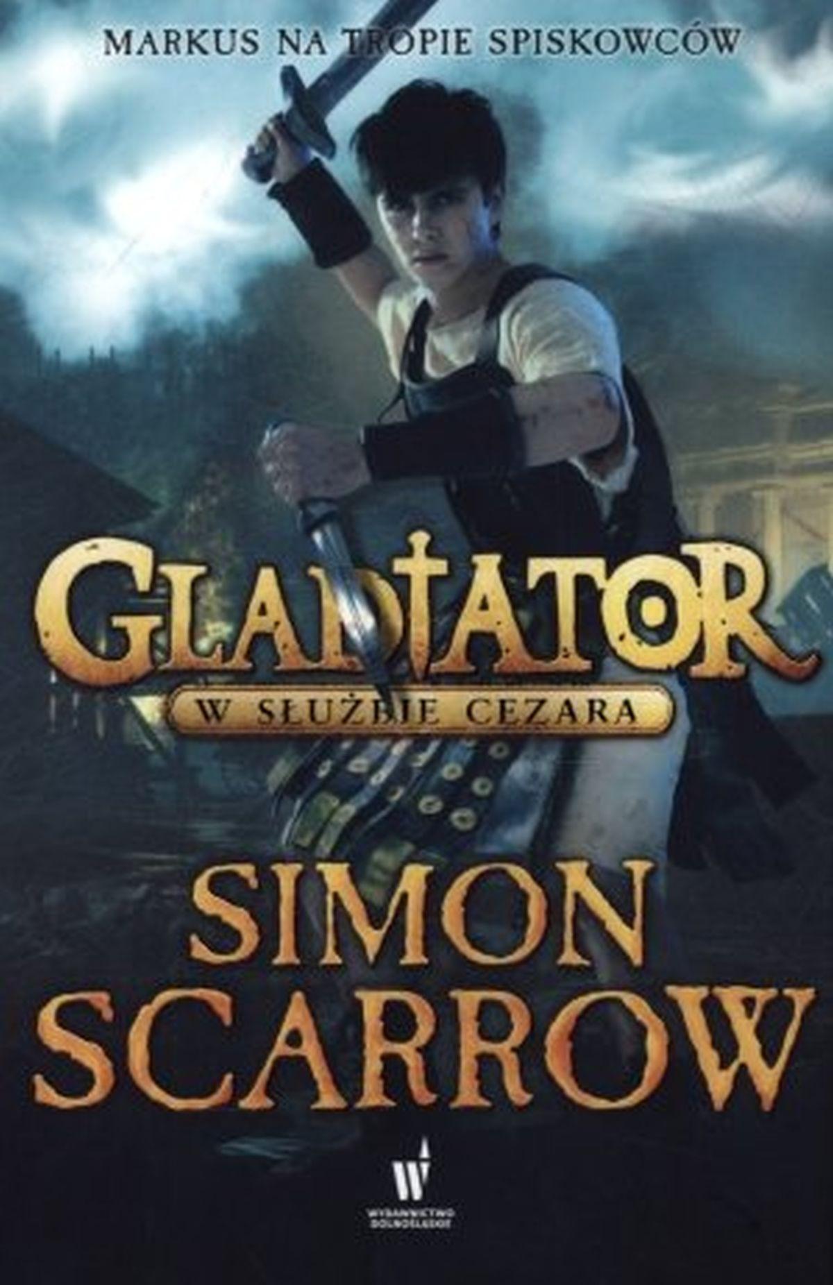 Simon Scarrow, Gladiator. W służbie Cezara