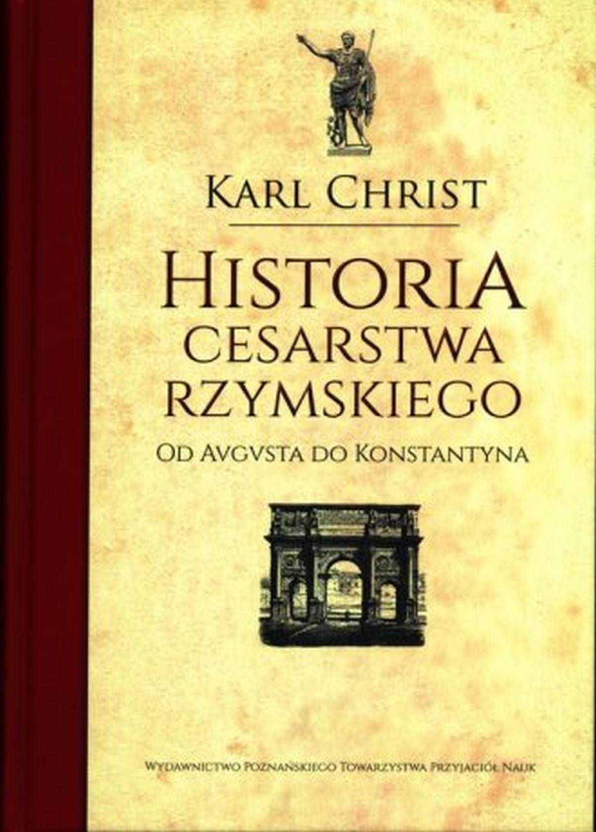 Karl Christ, Historia cesarstwa rzymskiego