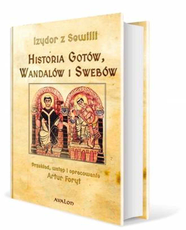 Izydor z Sewilli, Historia Gotów, Wandalów i Swebów
