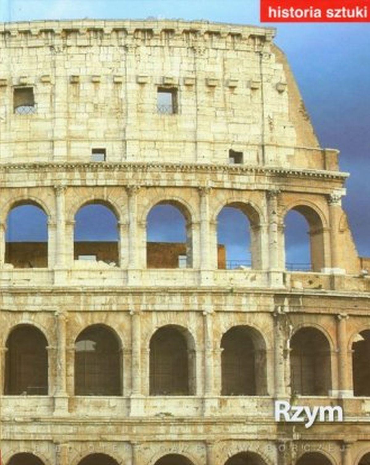 Historia sztuki. Tom 3. Rzym