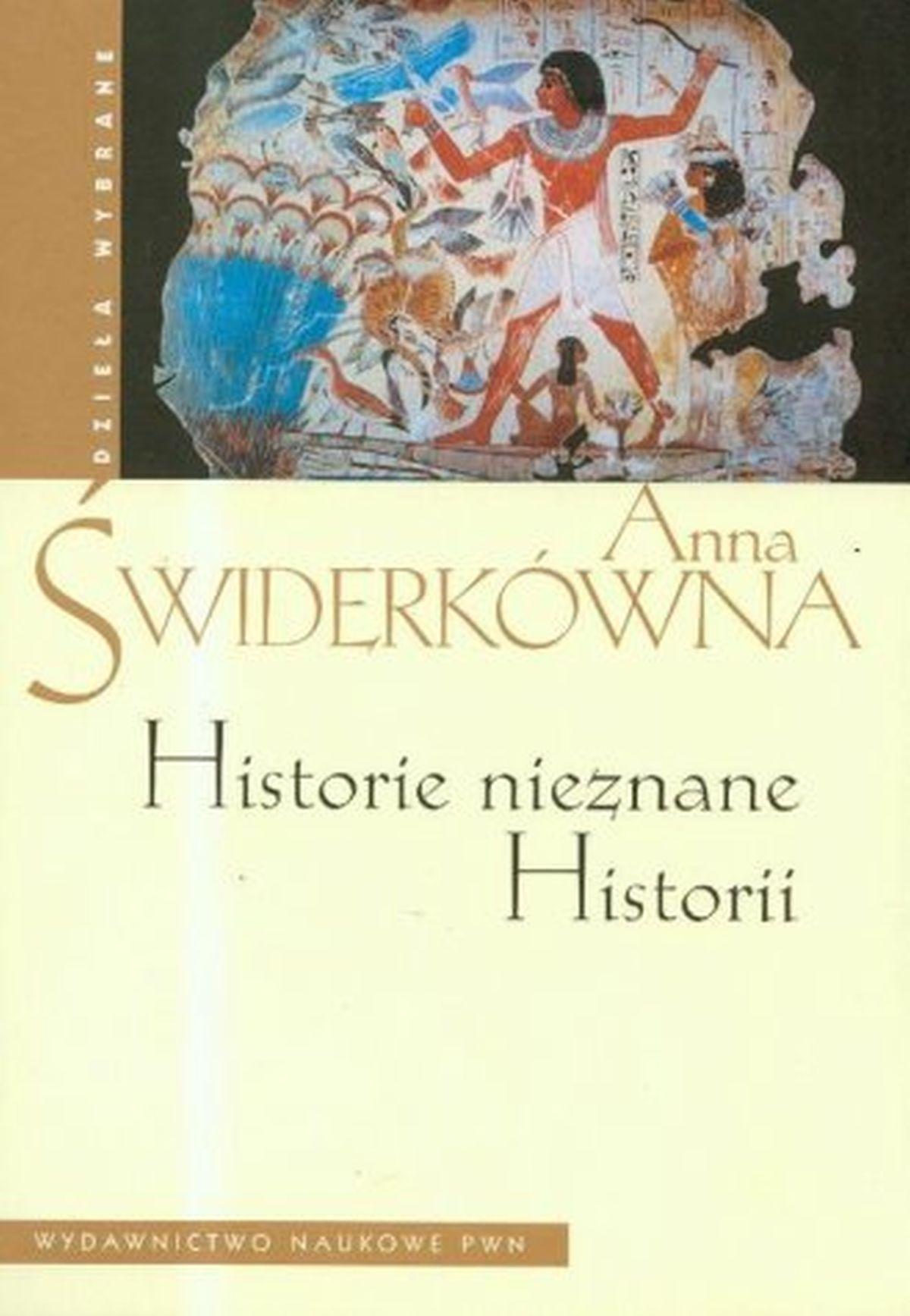 Historie nieznane Historii
