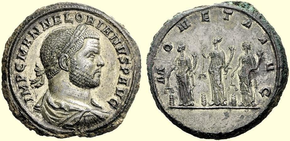 Moneta Floriana
