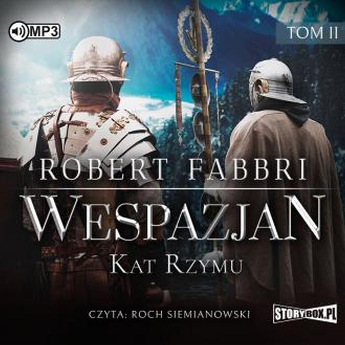 Kat Rzymu. Wespazjan. Tom 2 (CD mp3)