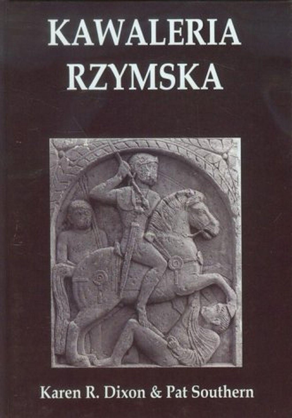 Kawaleria rzymska od I do III wieku po Chrystusie