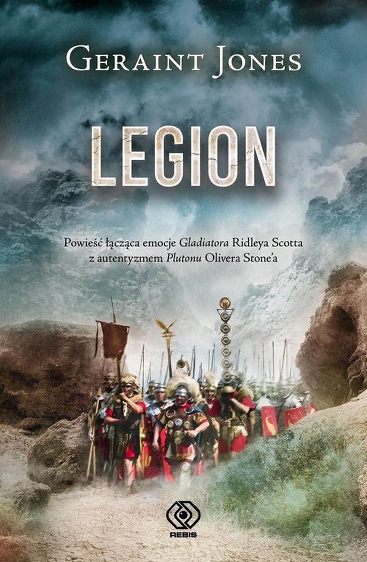 Legion, Geraint Jones