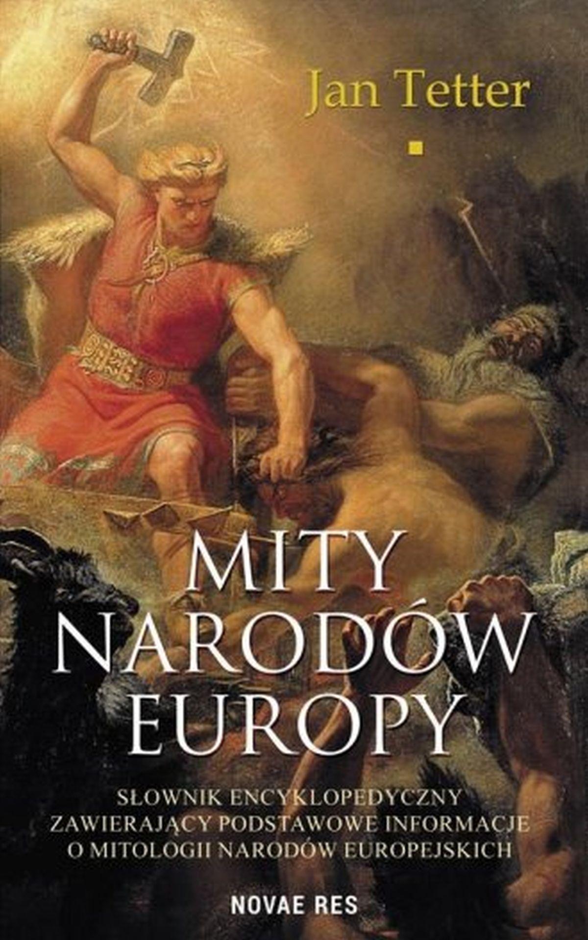 Jan Tetter, Mity narodów Europy