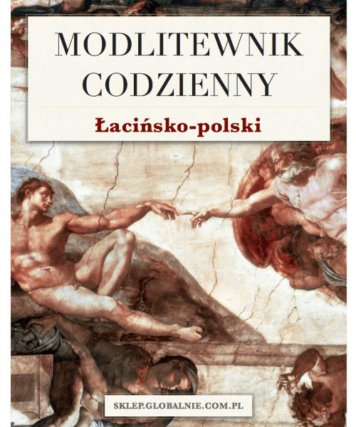 Modlitewnik codzienny łacińsko-polski | PDF