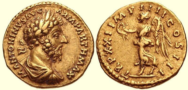 Moneta Marka Aureliusza